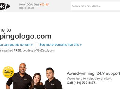 http://shoppingologo.com  域名注册平台